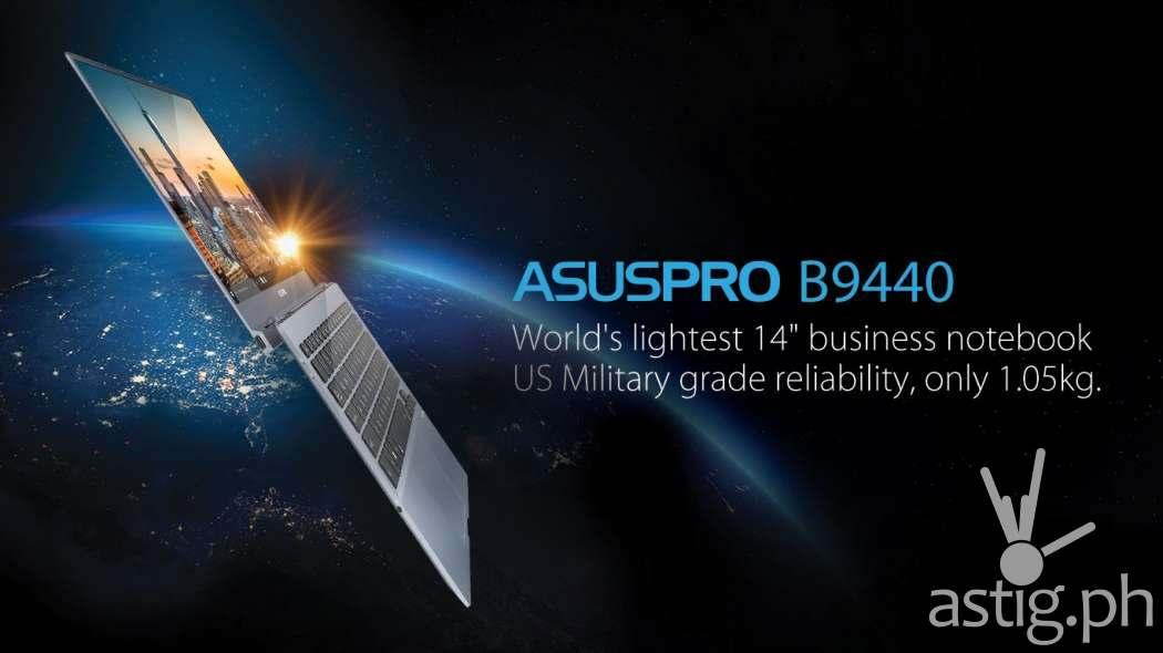 ASUSPRO B9440