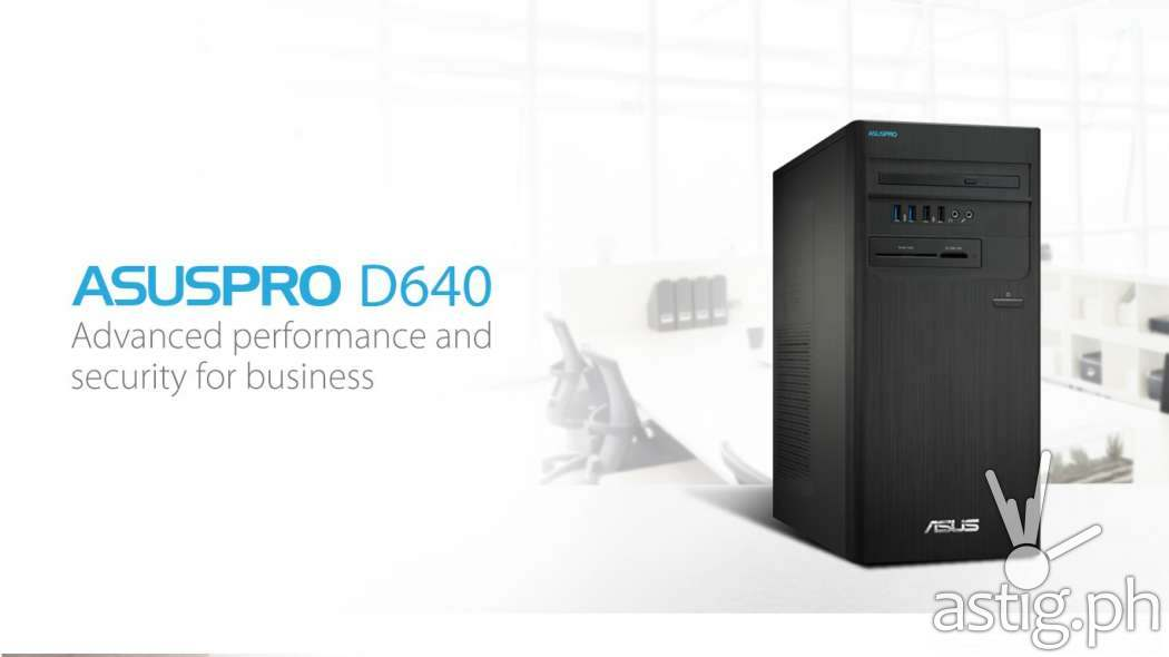 ASUSPRO D640