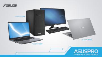 ASUSPRO Designed for Professionals