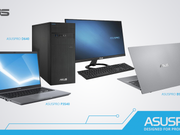 ASUSPRO Designed for Professionals