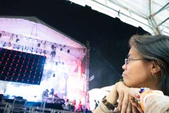 Mars Callo Backstage - Rakrakan 2019