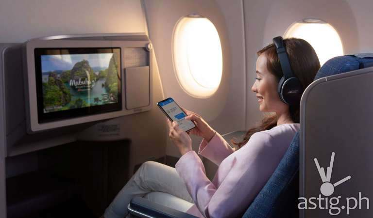 PAL now offers free in-flight Wi-Fi for all passengers