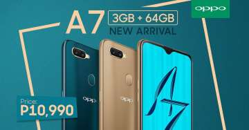 OPPO A7 3GB Philippines
