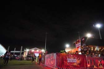 Red Horse booth - Rakrakan 2019