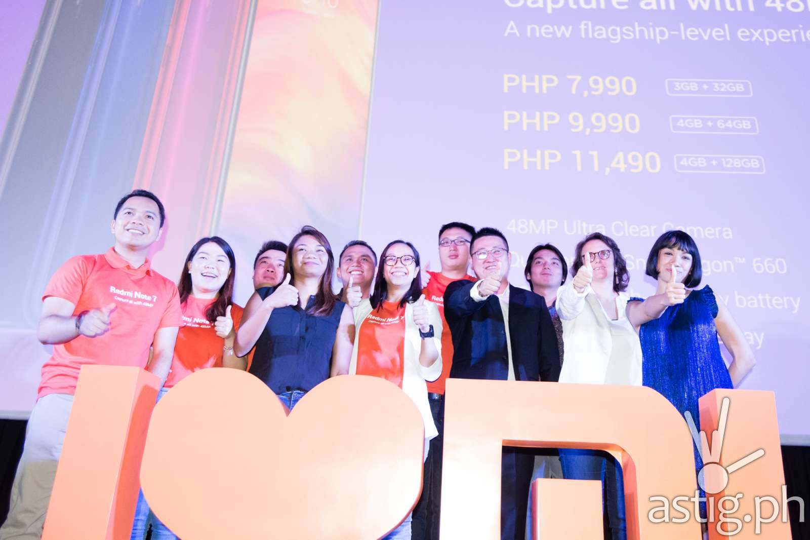Redmi Note 7 launch (Philippines)