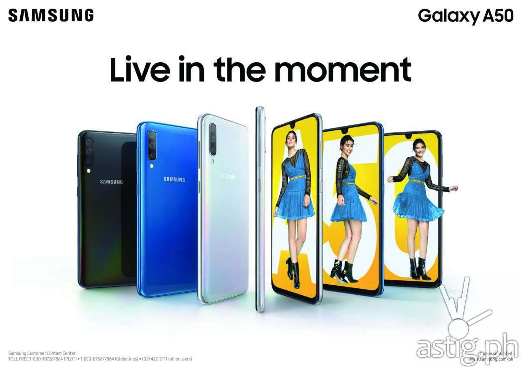 Samsung Galaxy A50 Philippines