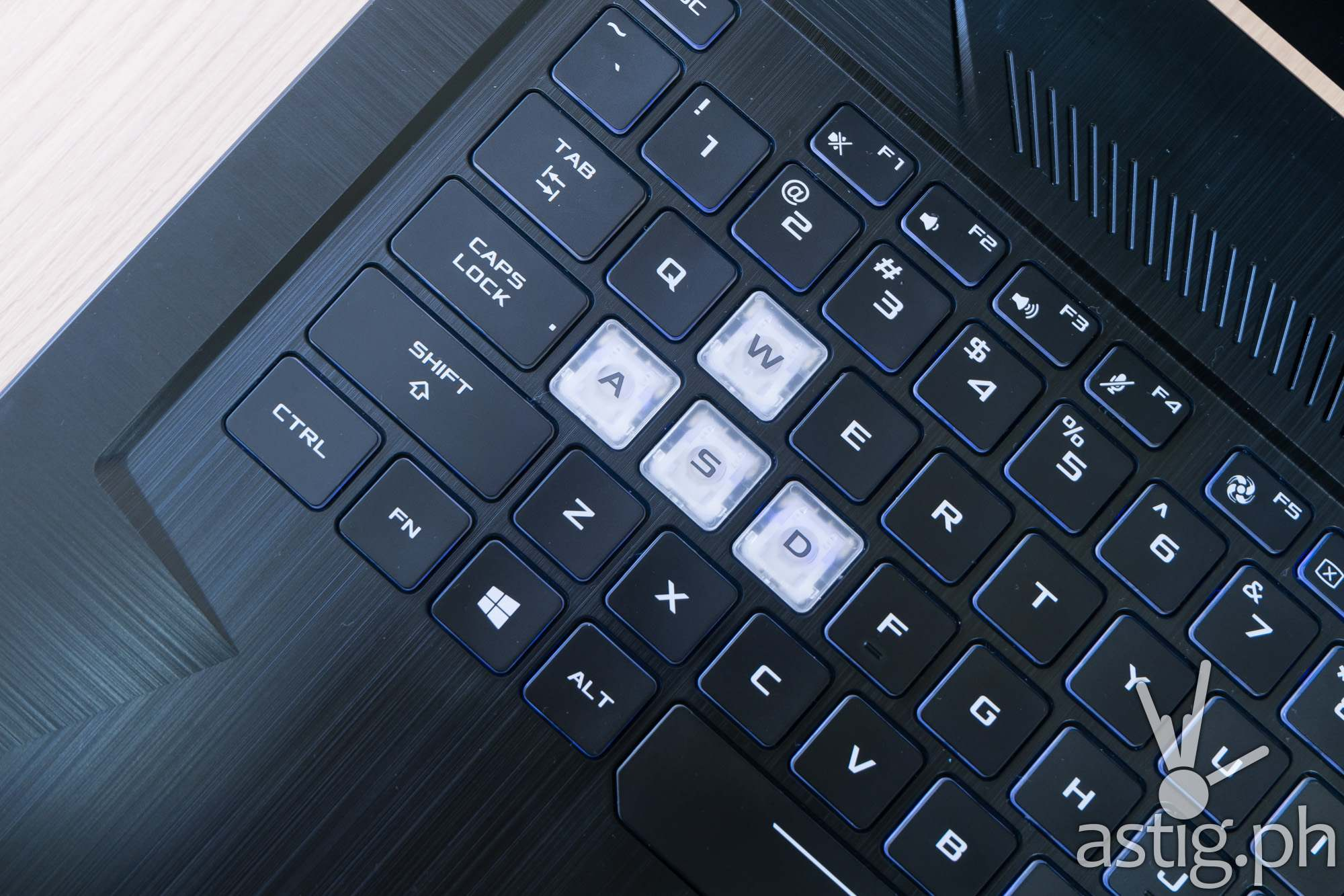 ASUS TUF Gaming FX705 review: Well-rounded, sturdy laptop