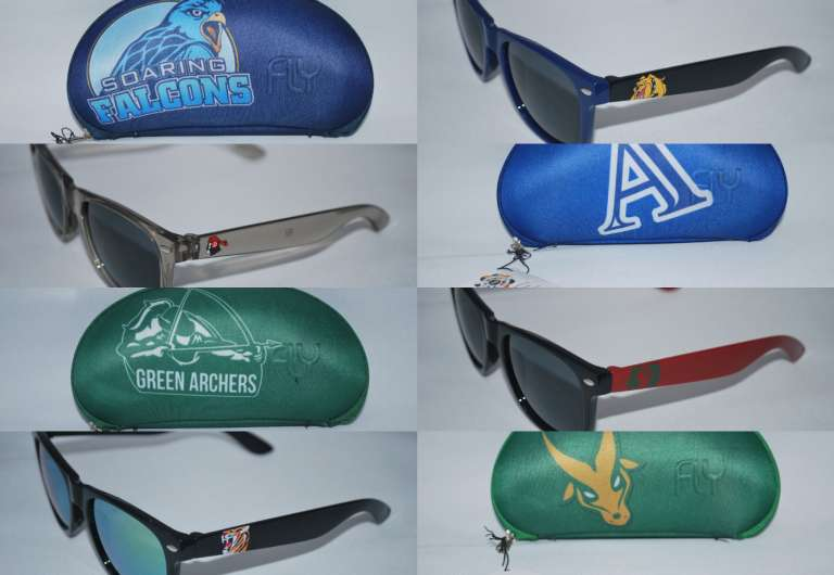 UAAP x Fly Shades sunglasses