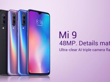 Xiaomi Mi 9 (Philippines)