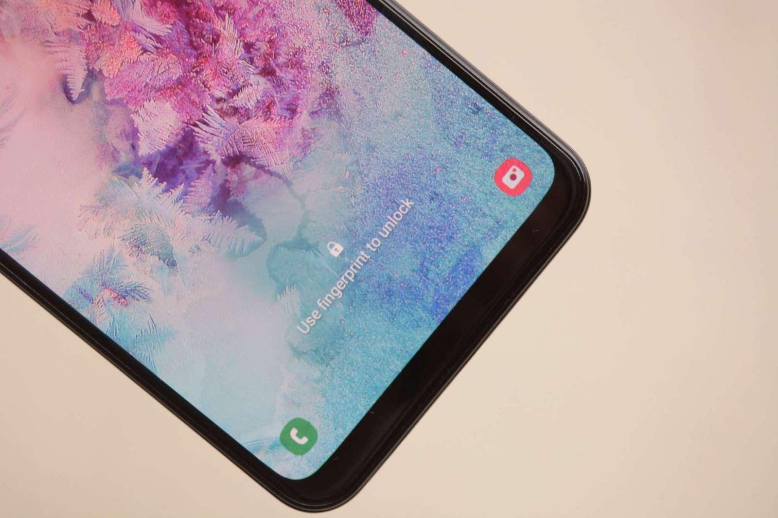 Chin - Samsung Galaxy A20 (Philippines)