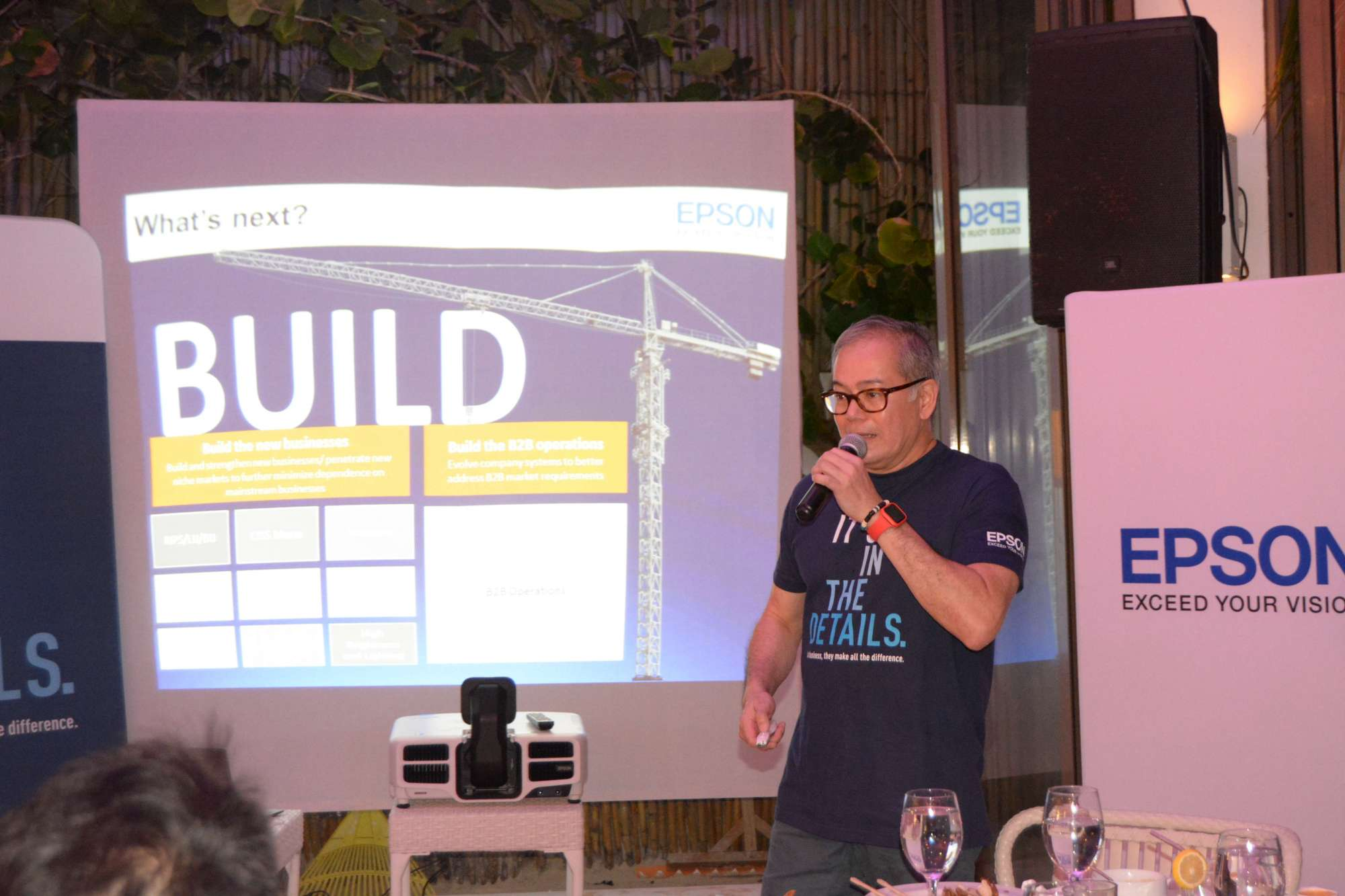 Epson banks on core tech, B2B to maintain growth in 2019 | ASTIG PH