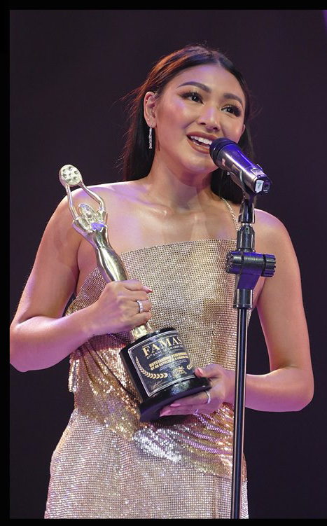FAMAS Best Actress Nadine Lustre