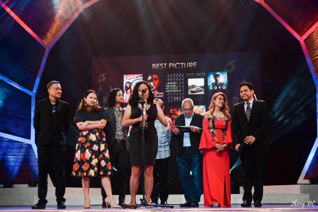 FAMAS Best Picture Jury Prize winner Ang Panahon ng Halimaw