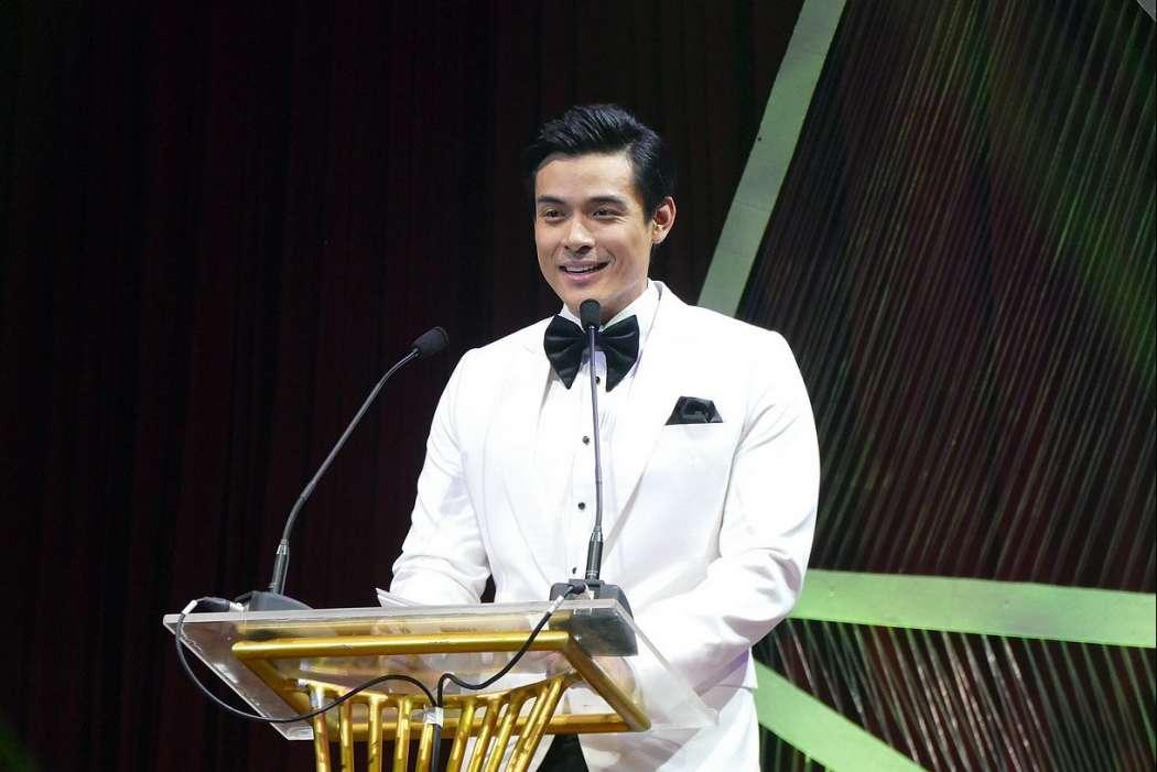 FAMAS Gabi ng Parangal host Xian Lim