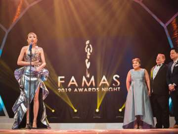 FAMAS German Moreno Youth Awardee Maymay Entrata