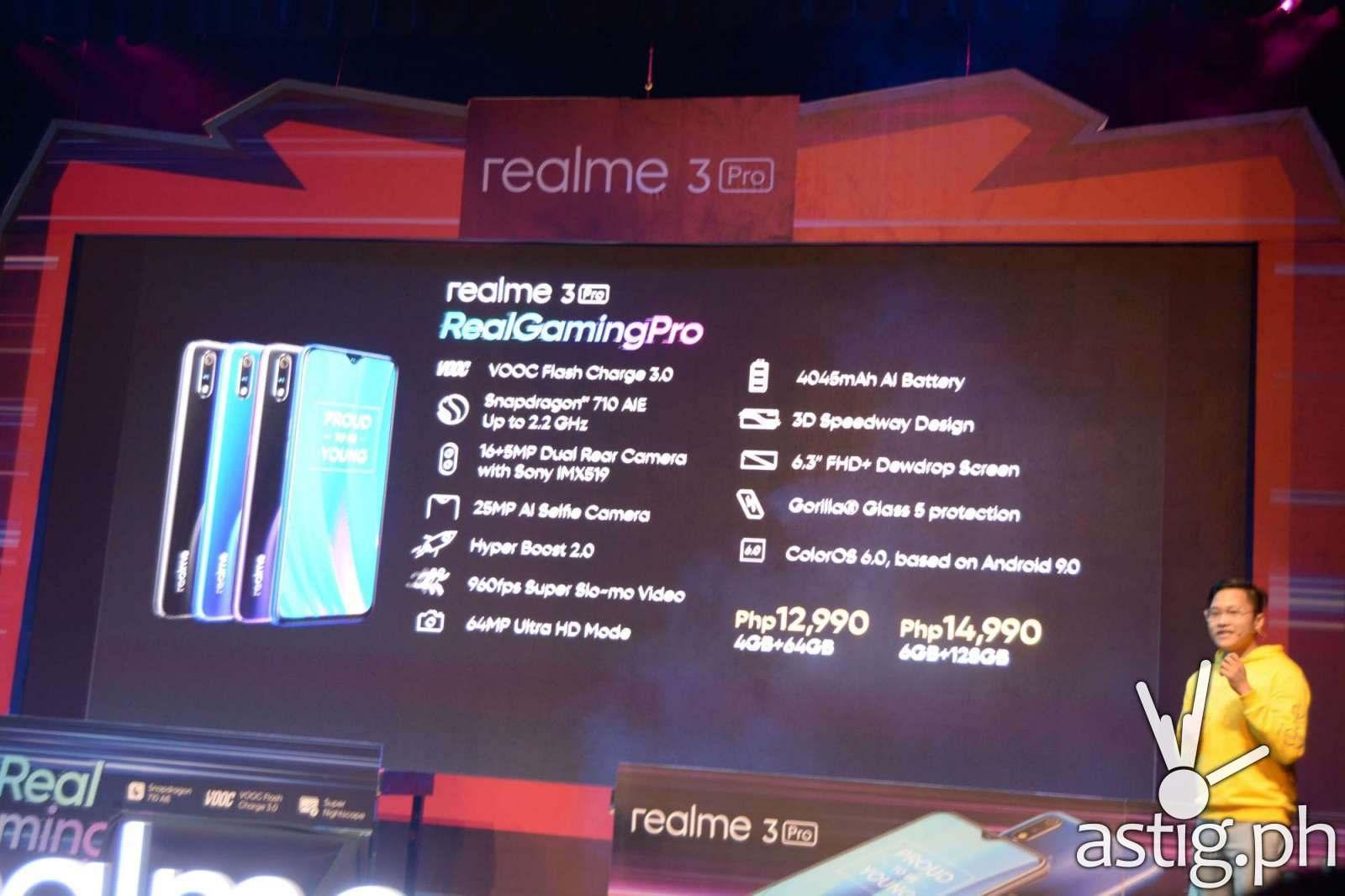Realme 3 Pro (Philippines)