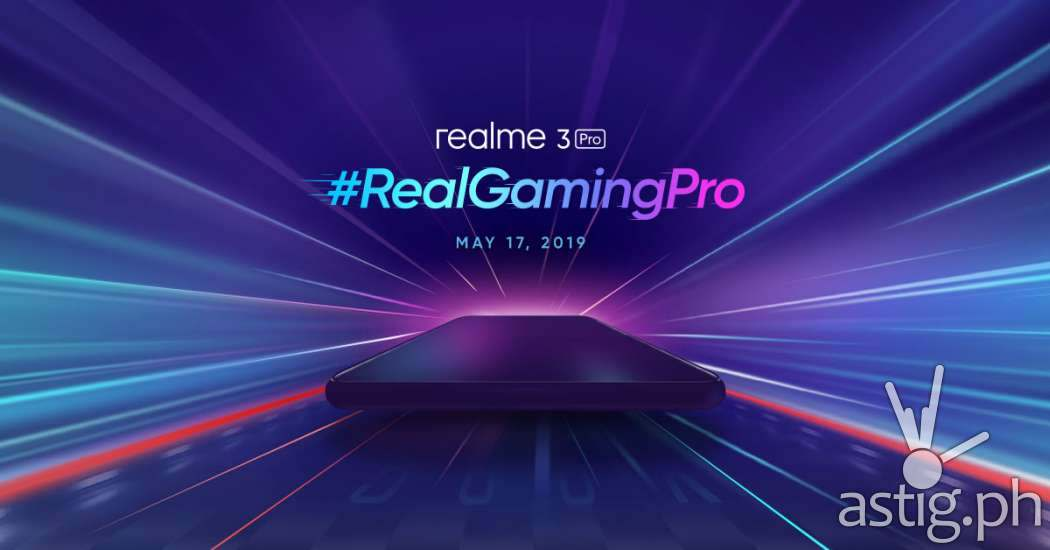 Realme 3 Pro official launch teaser (Philippines)