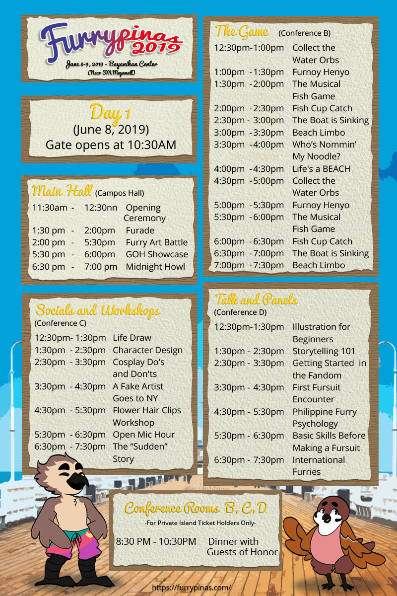 FurryPinas 2019: Everything You Need to Know [event] | ASTIG PH