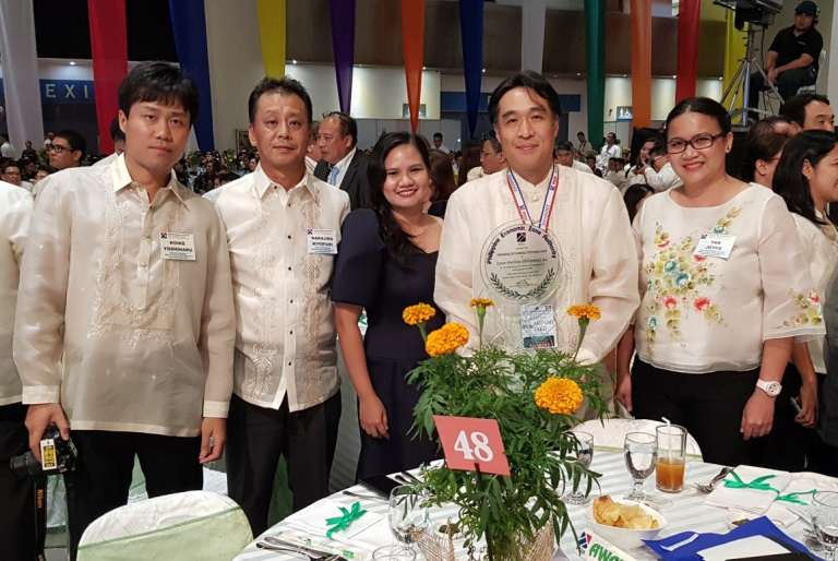 Epson is PEZA Outstanding Environmental Performance awardee for 2019