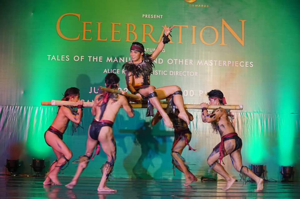Ballet Philippines takes the stage at Shangri-La Plaza with