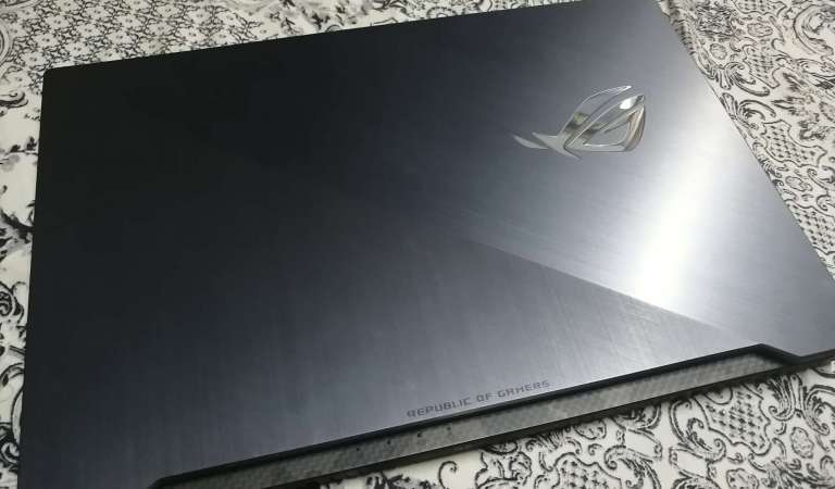 ROG Strix Scar II GL704 Review