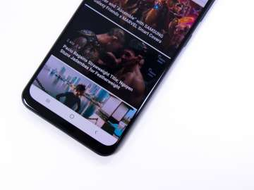 Front chin - Samsung Galaxy A50 (Philippines)