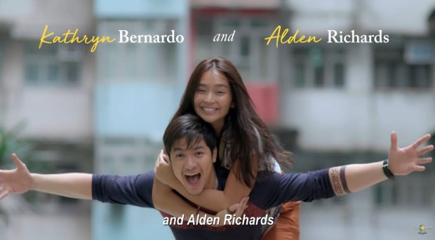 Hello, Love, Goodbye Trailer of Kathryn & Alden Hits More than 120M Views