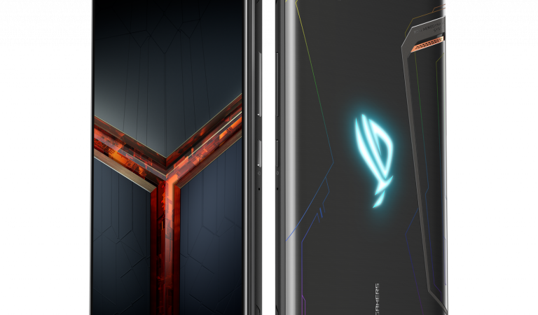 ROG Phone II will have 120Hz AMOLED display, 6000 mAh battery, in-display fingerprint sensor