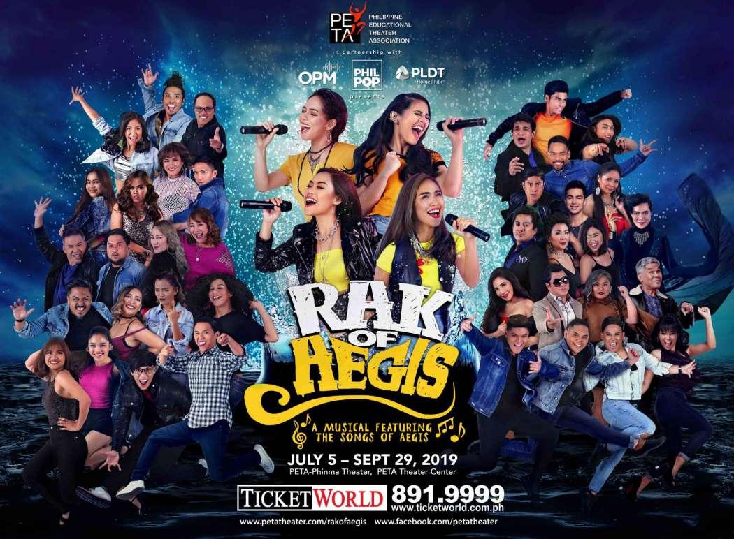 Rak of Aegis poster
