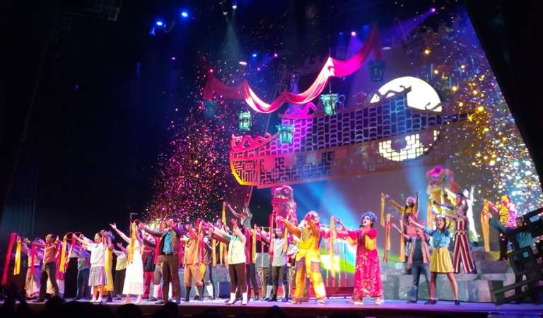 Binondo, A Tsinoy Musical Rerun 2019: Tighter and More Solid