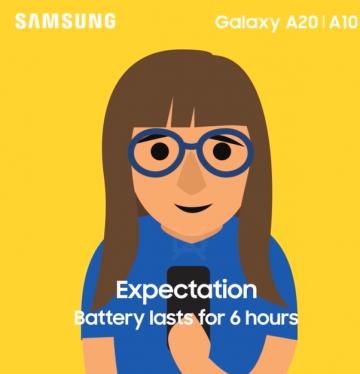 Samsung Galaxy A10, Samsung Galaxy A20