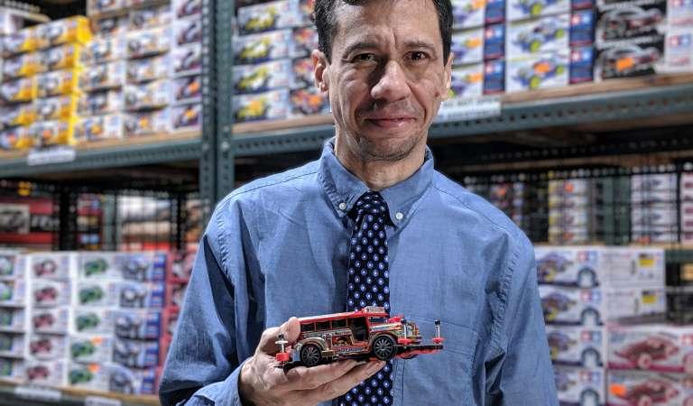 The Brickyard: Tamiya center opens at Vertis North