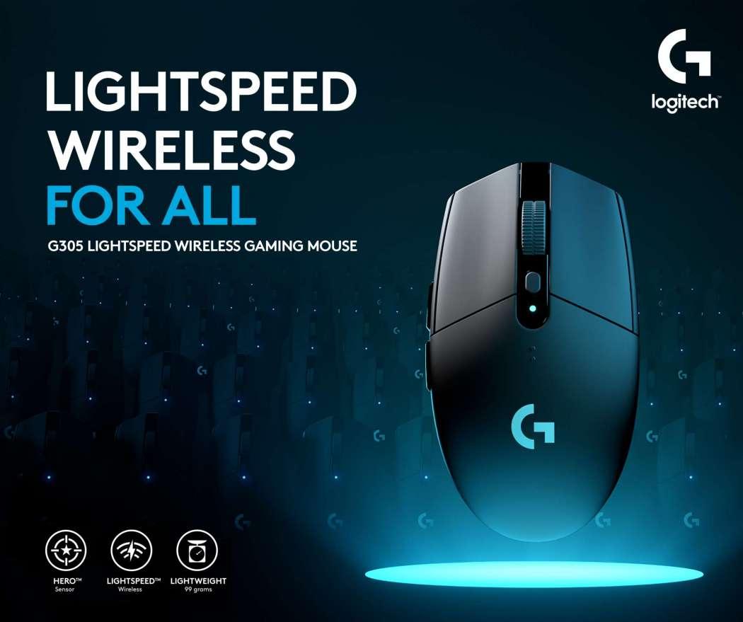 Logitech G305 - Logitech G Concept Store Philippines