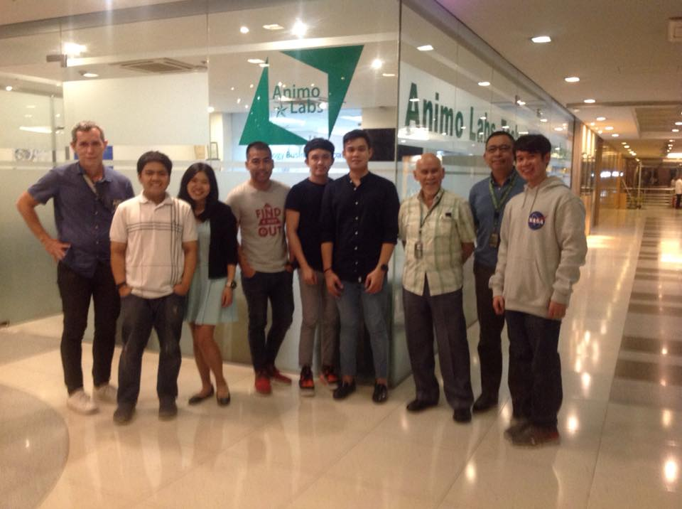 Pinoy global winner being incubated by Animo Labs - NASA Space Apps Challenge