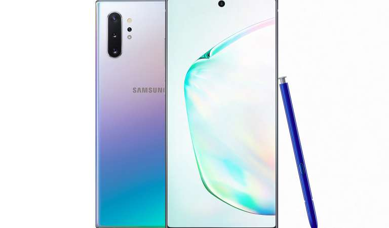 Galaxy Note10+ launched with monstrous 6.8″ screen