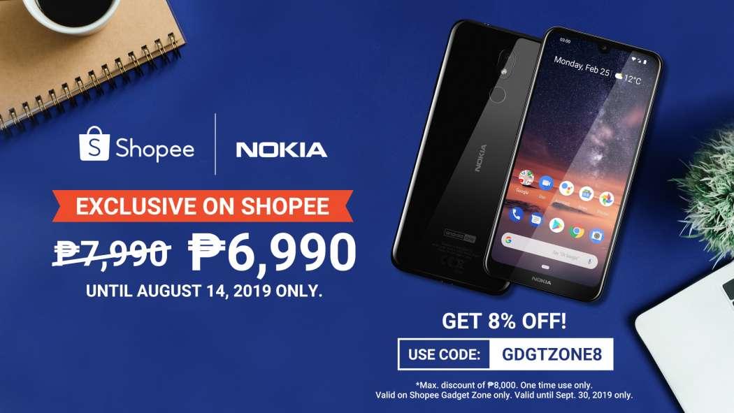 Nokia 3.2 sale Shopee Philippines