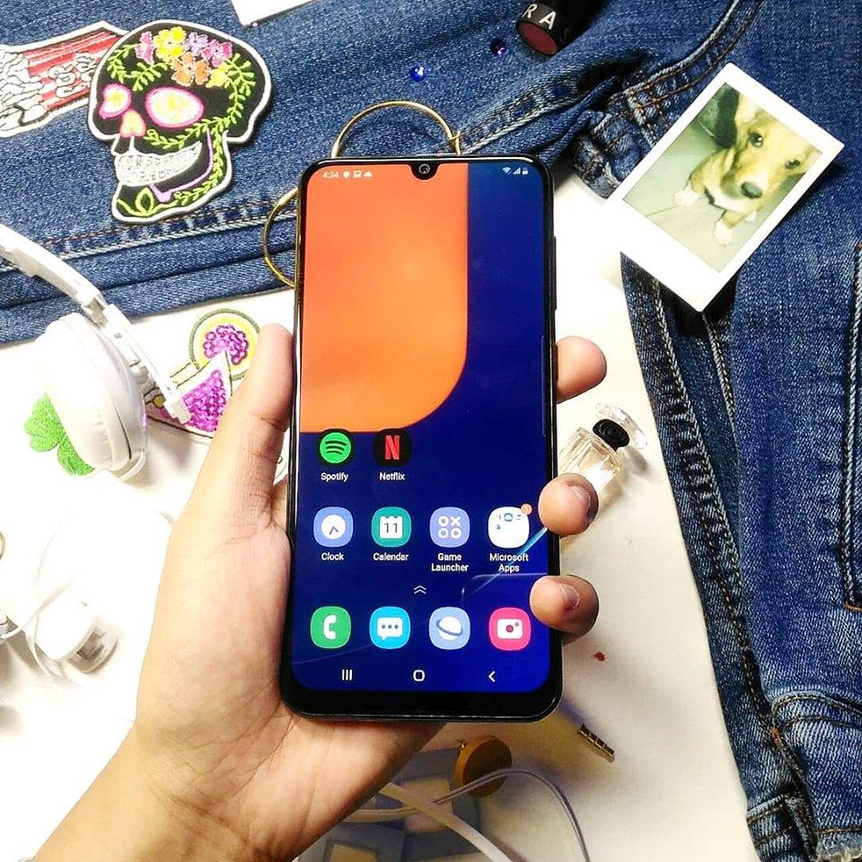 Samsung Galaxy A50s (Philippines)