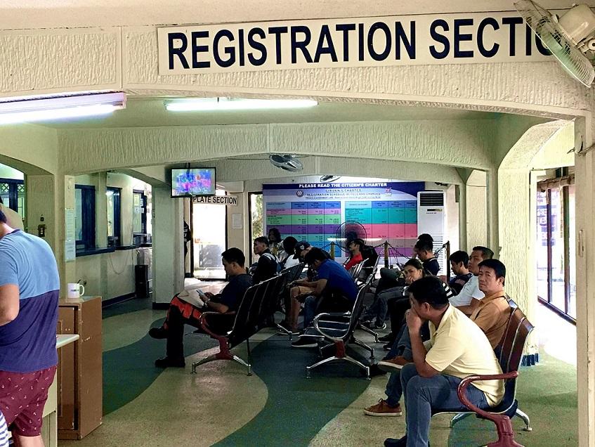 Car registration Section LTO - Car registration renewal Philippines