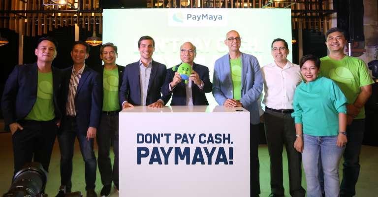 Don't Pay Cash. PayMaya!