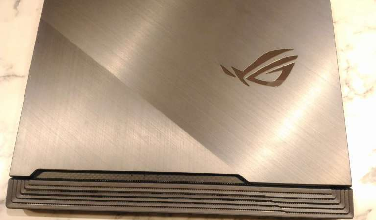 ROG Strix Scar III G531 Review