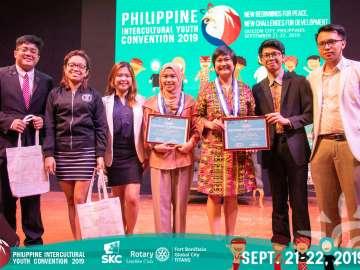 ASec. Rhea Penaflor, Bai Insihayah Binumbaran and SKC Board of Directors