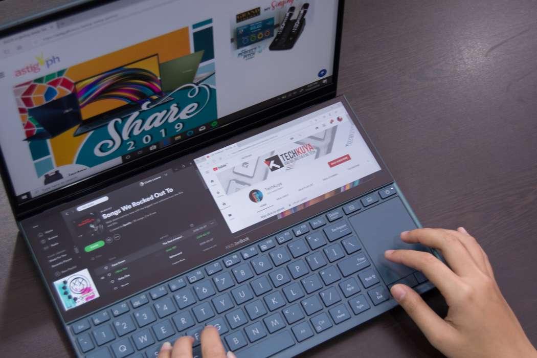 ASUS ZenBook Duo (Philippines)