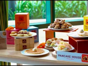 Pancake House catering service launch (Philippines)