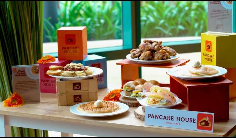 Pancake House launches nationwide catering service