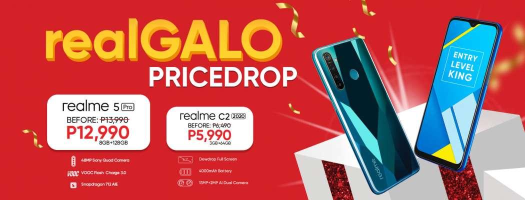 realme C2 realme 5 pro price drop Philippines