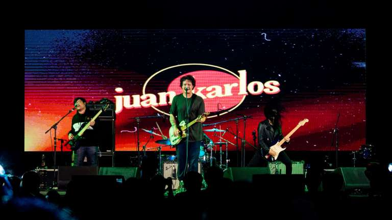 Juan Karlos at Resurgence Music Fest (Timothy Figueroa)