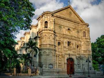 Malate Church (Photo from Malatechurch.org)