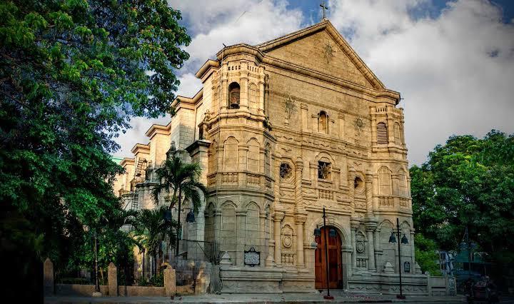 Malate Church (Photo from Malatechurch.org)
