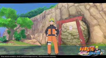 Naruto Slugfest in-game Screenshot
