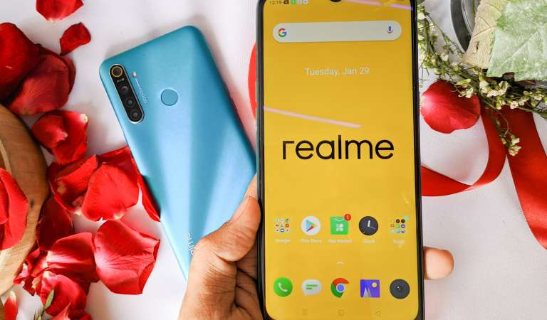 Realme 5i: Quad-camera, big-battery phone launched, priced